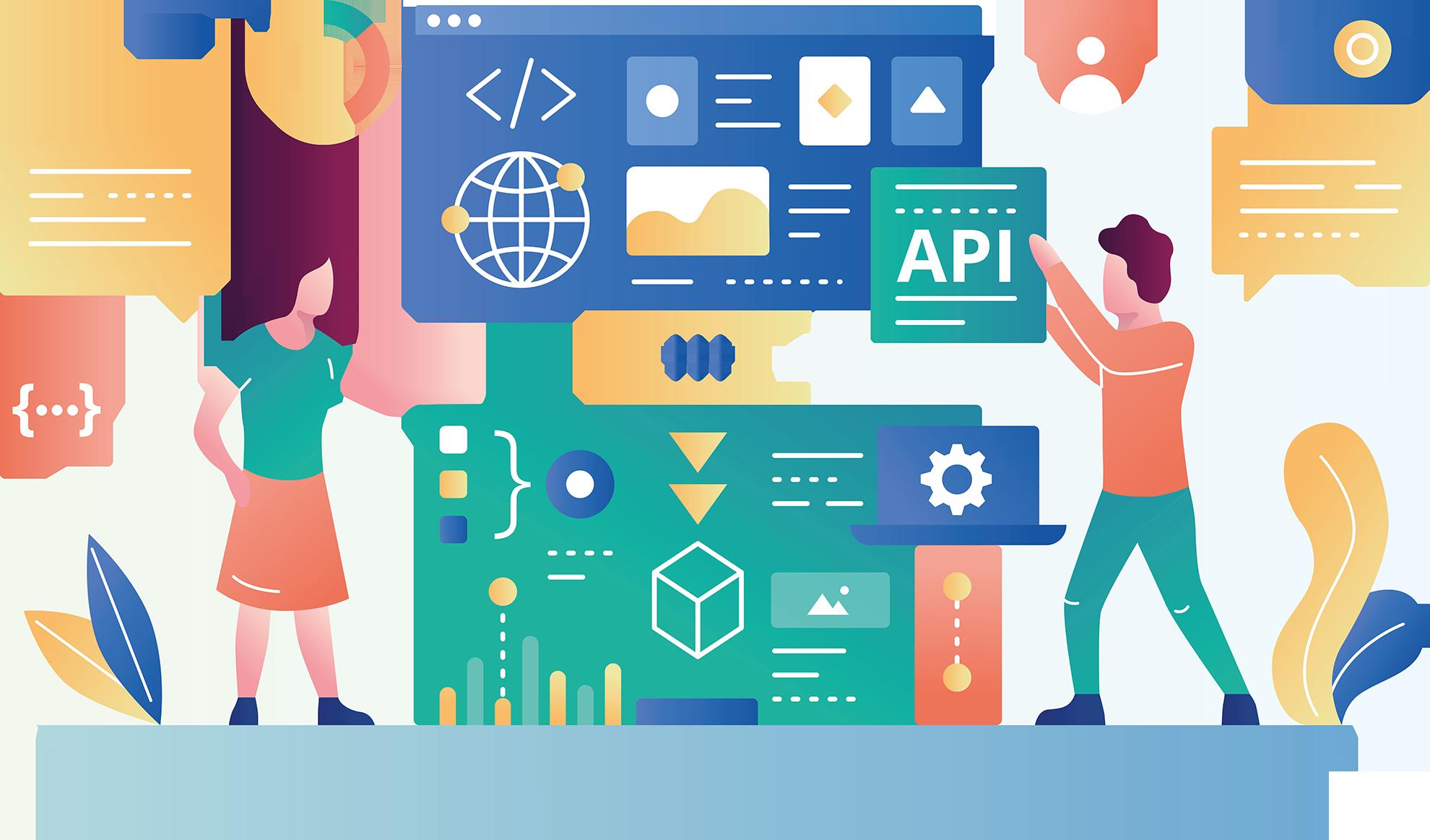 Couverture FAQ - Présentation de l'API